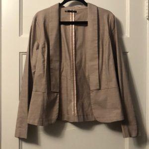 Maurices Lavender lightweight blazer - XL